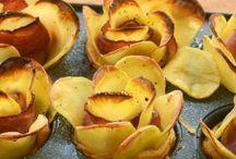 krumpli rózsák