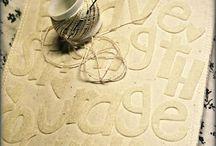 artsy crafty / by Leslie Ashe