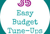 Budget/Finances / by Tiffany Libby