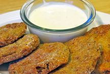 Fried green tomaters