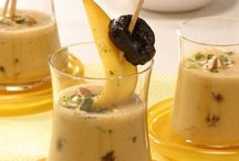 Refreshing Smoothies for Healthy Goodness / Want some chilled smoothies with a bit of added zest to keep you cool in the summer? Prunes have it covered ;)