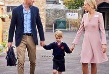 Królewska rodzina Angielska