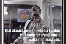 Zombies / by Kim Missler Bodette