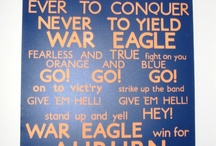 War Eagle / by Kat Sellers