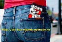 PTC-BUX OLDALAK / Top PTC-BUX oldalak