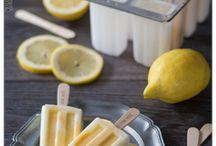 Lemon Curd / Ideen zu dem englischen Klassiker Lemon Curd: Torten, Cupcakes, Desserts, Cookies, Eis