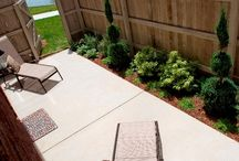 Landscape / Container Gardens Patio Decor Perfect sized gardens for your Dragas Home!