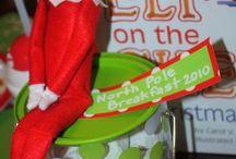 Holiday - Christmas - Elf on a Shelf