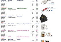 Specials / Seasonal  and Promotional Specials