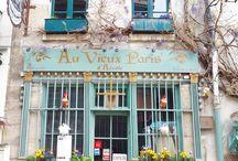 Spring/Summer Inspiration 2016 / 'I love Paris in the Spring...'