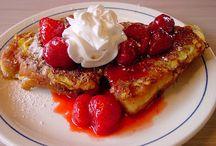 *Food: Breakfast*