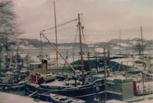 Old puffers and other ships
