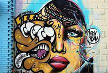 World of Urban Art : BEBAR  [France]