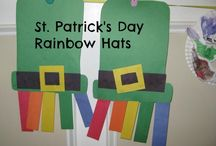 ST.PATRICK'S DAY-PANCAKE DAY- ST VALENTINE'S DAY