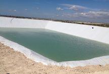 Bacini idrici / Impermeabilizzazione bacini idrici, laghi ornamentali