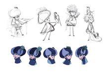 Character Design: Kids