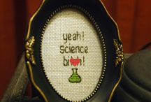Cross Stitch / by Leanne Arvila