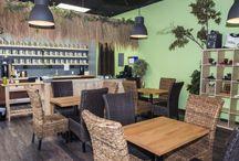 Notre magasin, our store. www.lesthestastea.com / www.tastea.ca