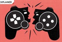 Gawker Illustrations