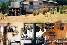 Favorite Places & Spaces / by Julia Goodie
