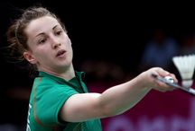 Irish Women's Badminton