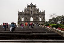 Macau - What To Do When You're There / All the things you should see and explore when visiting Macau.