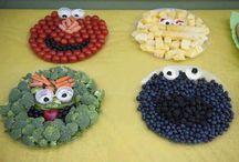 Elmo/Cookie Monster Party / by Meghan Elizabeth