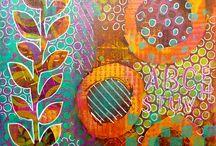 Gelli Printing / Who Doesn't Love Gelli Printing??! / by Teach Kids Art