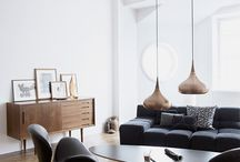 Warszawa living room
