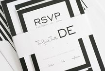 Invitations: A world of Ideas!