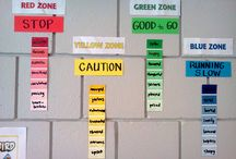 Zones of Regulation / by Cara Barwell