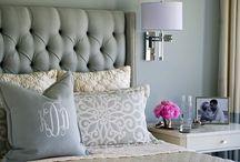 Bedroom ideas / Colour trends