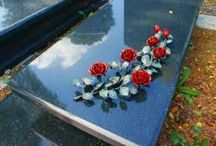 Róże na nagrobek
