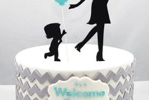 Children/baby cakes / by Susana Varzea