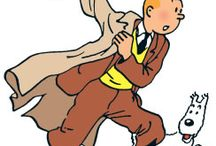 Tintin 'the adventures of'