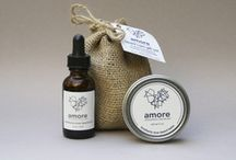 amoreTHERAPY News / Certified Aromatherapist Essential Oil Subscription Box - featuring a new oil each month, essential oil education and local artisan treasures!