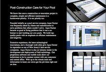 Aqua Doctor Technology / Pool Maintenance