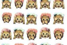 Monkey - flowers