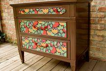 Home Ideas--Furniture  / by Melissa Solomon