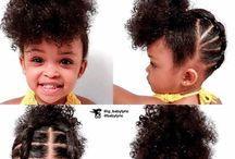 Baby hair do's
