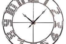 Clocks / Always be on time. Find your perfect clock for the home here.