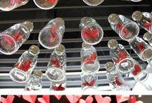 Valentijnsetalage