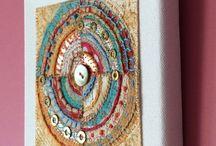 Textiel art