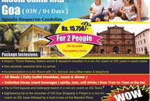 Goa 3N / 4D - Unlimited Fun @ just Rs. 15,750 per couple. Book Now!!‬ / Goa 3N / 4D - Unlimited Fun @ just Rs. 15,750 per couple. Book Now!!  Call: +91-22-61090909 to know more.