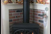 Wood burner ideas