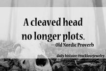 Viking Proverb