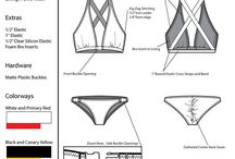 Completini pole dance o underwear