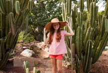 Fun Prints with Zig Zag / A day at the Cactus garden!