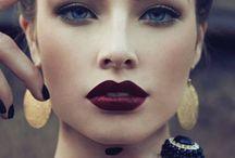 Glamorous make up