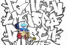 Graflix / Awesome and wonderful Grafitti